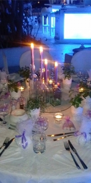Wedding Events and Private Parties
